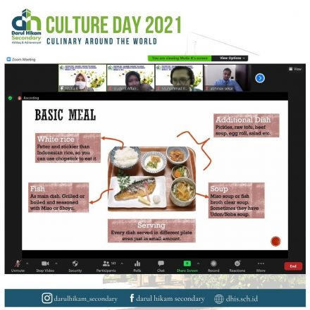 CULTURE DAY DHIS 2021